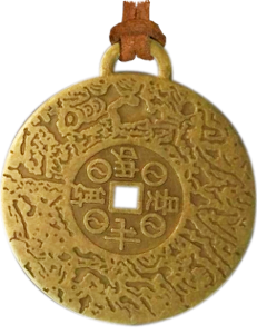 Amulets to attract money and luck in the balance - Money Amulet